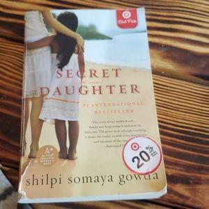 A novel... Secret Daughter